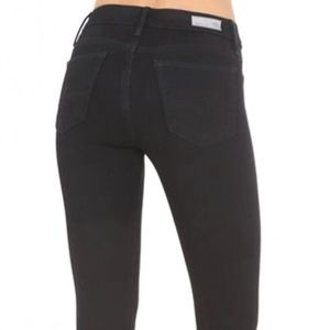 AG Farrah Skinny Contour 360 Jean in Hideout (New)